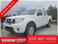 4WD/4 WHEEL DRIVE. Recent Arrival! CARFAX One-Owner.