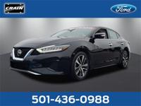 Recent Arrival! 2019 Nissan Maxima 3.5 SV Priced below