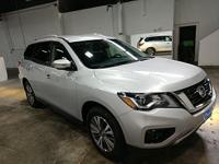2019 Nissan Pathfinder SV 4WD CVT with Xtronic V6