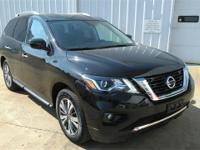 CARFAX One-Owner. Clean CARFAX. Black Pearl 2019 Nissan