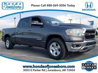 CARFAX One-Owner. Clean CARFAX. Gray 2019 Ram 1500 Big