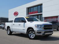 2019 Ram 1500 Big Horn/Lone Star Bright White Clearcoat