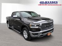 CARFAX One-Owner. Brown 2019 Ram 1500 Laramie 4WD