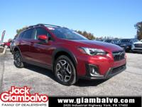 2019 SUBARU CROSSTREK 2.0I LIMITED ....... ONE LOCAL
