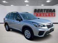 2019 Subaru Forester Ice Silver Metallic Rear Backup