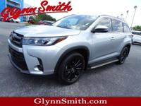 Don't miss out on this 2019 Toyota Highlander SE! It