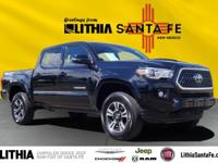 CARFAX 1-Owner. TRD Off Road trim. WAS $36,990, EPA 22