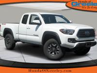 It's so easy at Honda of Greeley!2019 Toyota Tacoma TRD