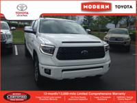 Priced below Market! This Toyota Tundra 4WD is