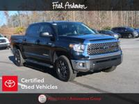 CARFAX One-Owner. Clean CARFAX. 2019 Toyota Tundra SR5