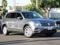Platinum Gray 2019 Volkswagen Tiguan S Multi Point