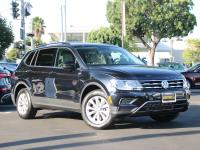 Deep Black 2019 Volkswagen Tiguan S Multi Point Safety