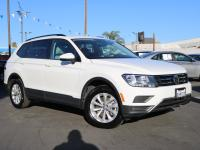 Pure White 2019 Volkswagen Tiguan 2.0T S Multi Point