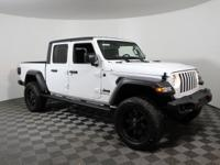 CARFAX One-Owner. Clean CARFAX. 2020 Jeep Gladiator