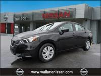 CARFAX One-Owner. Clean CARFAX.Super Black 2020 Nissan