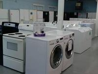 Used appliances starting at $100.00!!! New Inventory