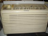 Goldstar 5000 BTU room air conditioner for sale $65.00,