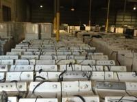 We are a major distributor of wholesale used