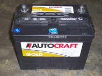 This is a used Autocraft Gold battery #24F-6 Group Size