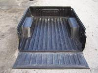 This used bed liner was removed from a 1998 Isuzu