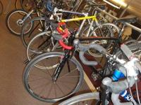 UTILIZED BIKES AND EQUIPMENT-- BUY, OFFER, CONSIGN.