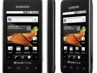 This basic Android smartphone sports 3G data, touch
