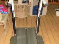Used Bowflex Treadclimber TC1000. In good working