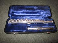 USED Briolette Brand name Piccolo available. serial #