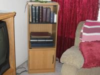 This Cabinet is in very good condition! The items
