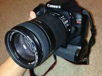 Canon Rebel T2i Camera in great condition. Just a