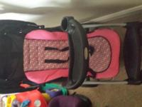 Toy Car: $10 Graco Stroller: $35 Cosso Toddler Car Seat