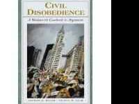 Civil Disobedience: A Wadsworth Casebook in Argument,
