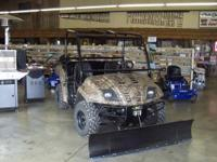 2006 Cub Cadet Utitlity Vehicle 103 hrs. Mossy Oak Camo