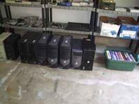 I have a lot of DELL P4 computers starting at $60.00