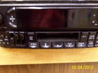 Used Factory(OEM) Jeep/Chrysler/Dodge/Plymouth Radio