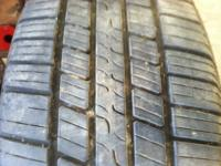 I 4 used 2256016 fisk classic tire for 40 each plus