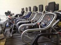 used fitness equipment for sale including: used