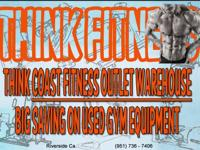 "Used Fitness Equipment Our Prices Can't Be Beat ""Used"