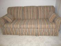 SOFA BED(3 SEAT) $140.00, dresser pink and white, 5