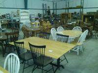 Just one stop for all your used furniture needs! Over