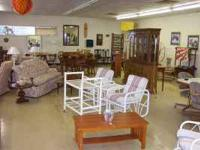 If you are looking for USED FURNITURE, please stop in