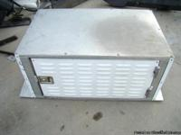 Used Generator Enclosure Aluminum Removed from Horse