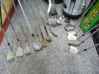 Various size clubs and brands must check out