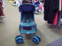 Used Graco stroller w/ rain cover & bug net $15. Model