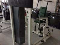 I have many pieces of used gym equipment for sale! They