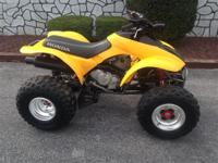 Great selection of pre-owned HONDA ATV's in stock !!