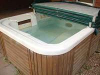 "Bought House with this ""HOT SPRINGS"" Jacuzzi. ""WORKS"