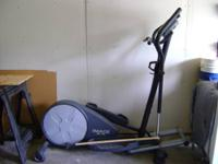 The Image 9.5 Elliptical Trainer  Not Built for Serious