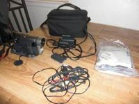 This post is for: JVC CyberCam Camcorder Model