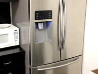 Sacrifice. Must sell. Used. Kenmore elite 25 cubic foot